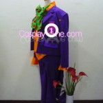 Joker for (Arkham Asylum) DC Comics Cosplay Costume side