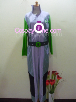 Rick from Adventure Sphere Cosplay Costume front