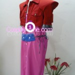 Aerith Gainsborough from Final Fantasy VII Cosplay Costume side