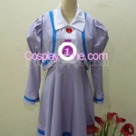 Ahiru Arima from Princess Tutu Cosplay Costume front