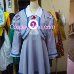 Ahiru Arima from Princess Tutu Cosplay Costume front prog