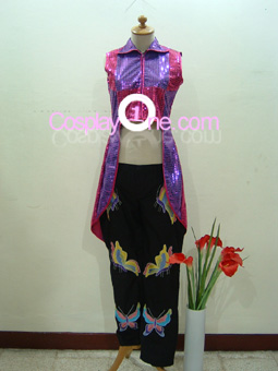 Aiji from Vocaloid Cosplay Costume front