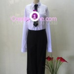 Kuroudo Akabane from GetBackers Cosplay Costume front in