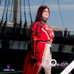 Alice Cosplay Costume from Kingdom Hearts 2