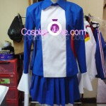 Alice Elliot from Shadow Hearts Cosplay Costume front prog