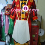 Alice from Kingdom Hearts Cosplay Costume front prog