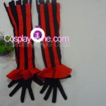 Alice from Kingdom Hearts Cosplay Costume glove