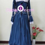 Alice B Rabbit from Pandora Hearts Cosplay Costume back R