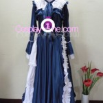 Alice B Rabbit from Pandora Hearts Cosplay Costume front R