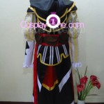 Armour Altair from Assassin Creed Cosplay Costume back 2