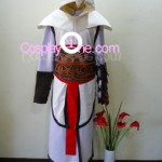 Armour Altair from Assassin Creed Cosplay Costume front