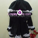 Saotome Alto from Macross Frontier Cosplay Costume back