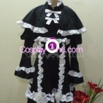 Saotome Alto from Macross Frontier Cosplay Costume front