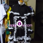 Saotome Alto from Macross Frontier Cosplay Costume front prog