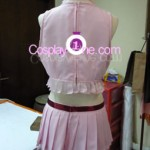 Amulet Heart from Shugo Chara! Cosplay Costume back R prog