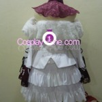 Amy Sorel from Soul Calibur II Cosplay Costume back