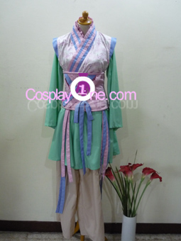 Ancient Cosplay Costume front R