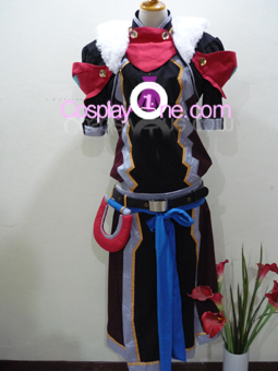 Aoto from Ar Tonelico Cosplay Costume front R