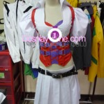 Harley Quinn from DC Comic Cosplay Costume front prog2