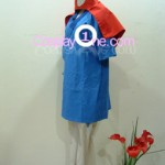 Ashitaka from Princess Mononoke Cosplay Costume side