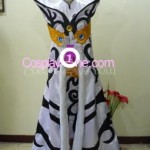Ashura from Tsubasa Reservoir Chronicle Cosplay Costume front