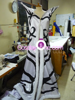 Ashura from Tsubasa Reservoir Chronicle Cosplay Costume front prog
