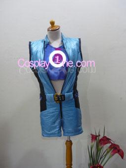 Asuka Kazama from Tekken Video Game Cosplay Costume front