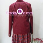 Asuna Kagurazaka from Negima Cosplay Costume back