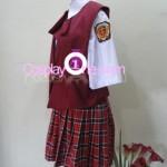 Asuna Kagurazaka from Negima Cosplay Costume side in