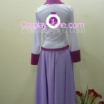 Austria (Female version) from Hetalia Cosplay Costume back