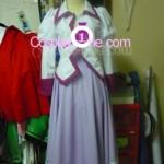 Austria (Female version) from Hetalia Cosplay Costume front prog
