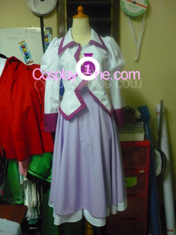 Austria (Female version) from Hetalia Cosplay Costume front prog