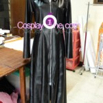 Axel 2 from Kingdom Hearts Cosplay Costume front prog
