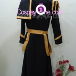 Ayanami from 07-Ghost Cosplay Costume back
