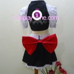 Ayane from Dead or Alive Cosplay Costume back