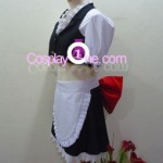 Ayane from Dead or Alive Cosplay Costume side