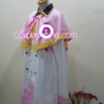 Azmaria Hendric from Anime Cosplay Costume side