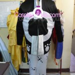 Bartholomew Kuma from One Piece Cosplay Costume front prog