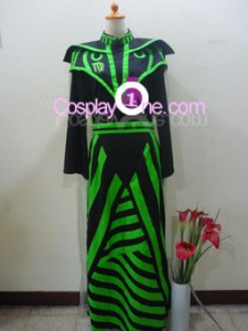 Dolorosa front view cosplay costume