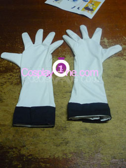 Sailor Uranus from Sailor Moon Cosplay Costume glove prog