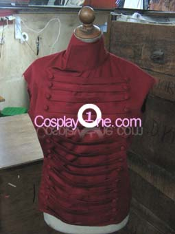 Alucard from Hellsing Cosplay Costume front prog