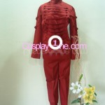 Alucard from Hellsing Cosplay Costume front1