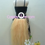 Ayumi Hamasaki from Vocaloid Cosplay Costume back