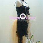 Ayumi Hamasaki from Vocaloid Cosplay Costume side
