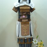 Beastmaster from Dota 2 Cosplay Costume inner front R