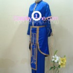 Bongun from Anime Cosplay Costume side