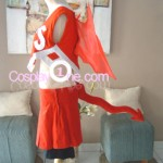 Bats Cheerleader Cosplay Costume Side