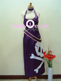 Bonne Jenet from from The King of Fighters XI Cosplay Costume front