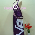 Bonne Jenet from from The King of Fighters XI Cosplay Costume side