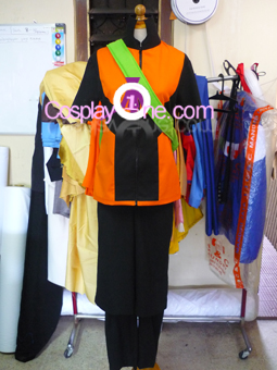Brendan from Pokemon Cosplay Costume front prog